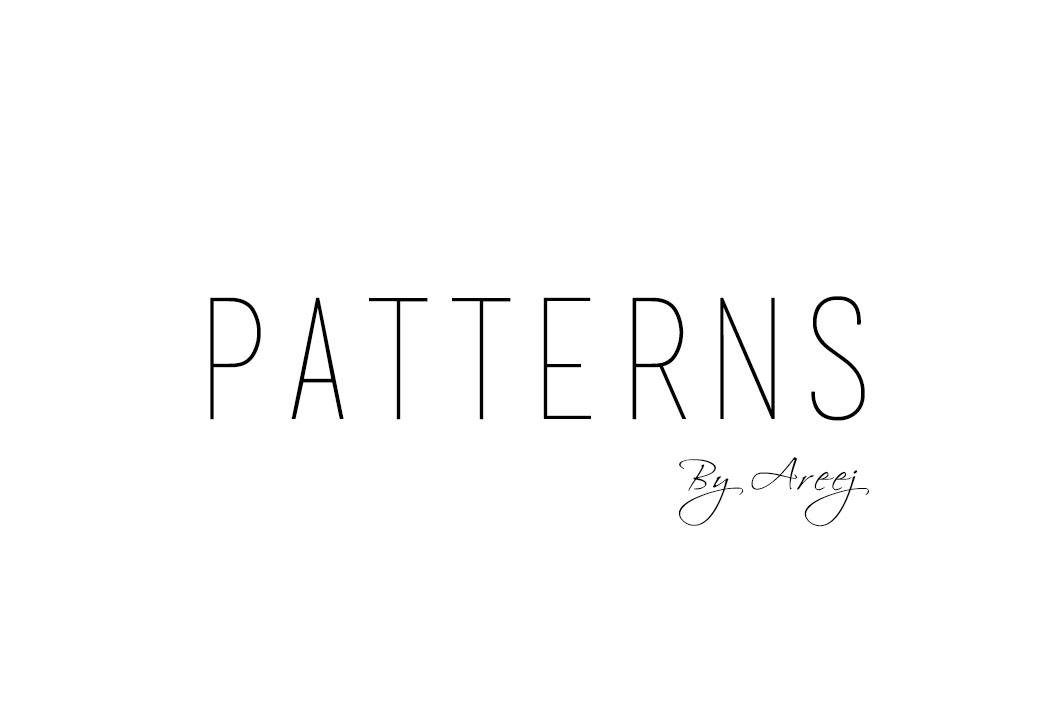 Patterns by Areej