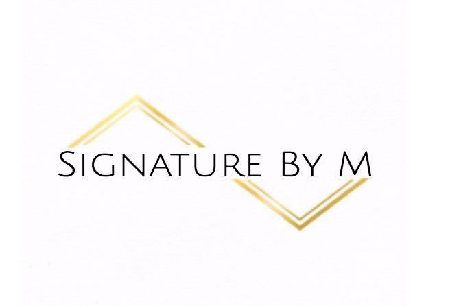 Signature by M