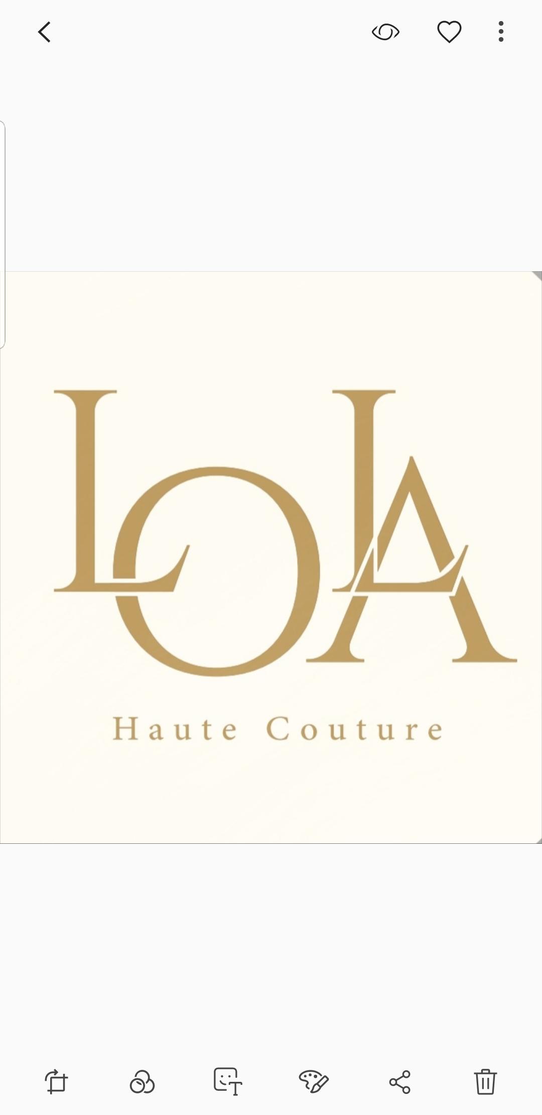 Lolahaute couture