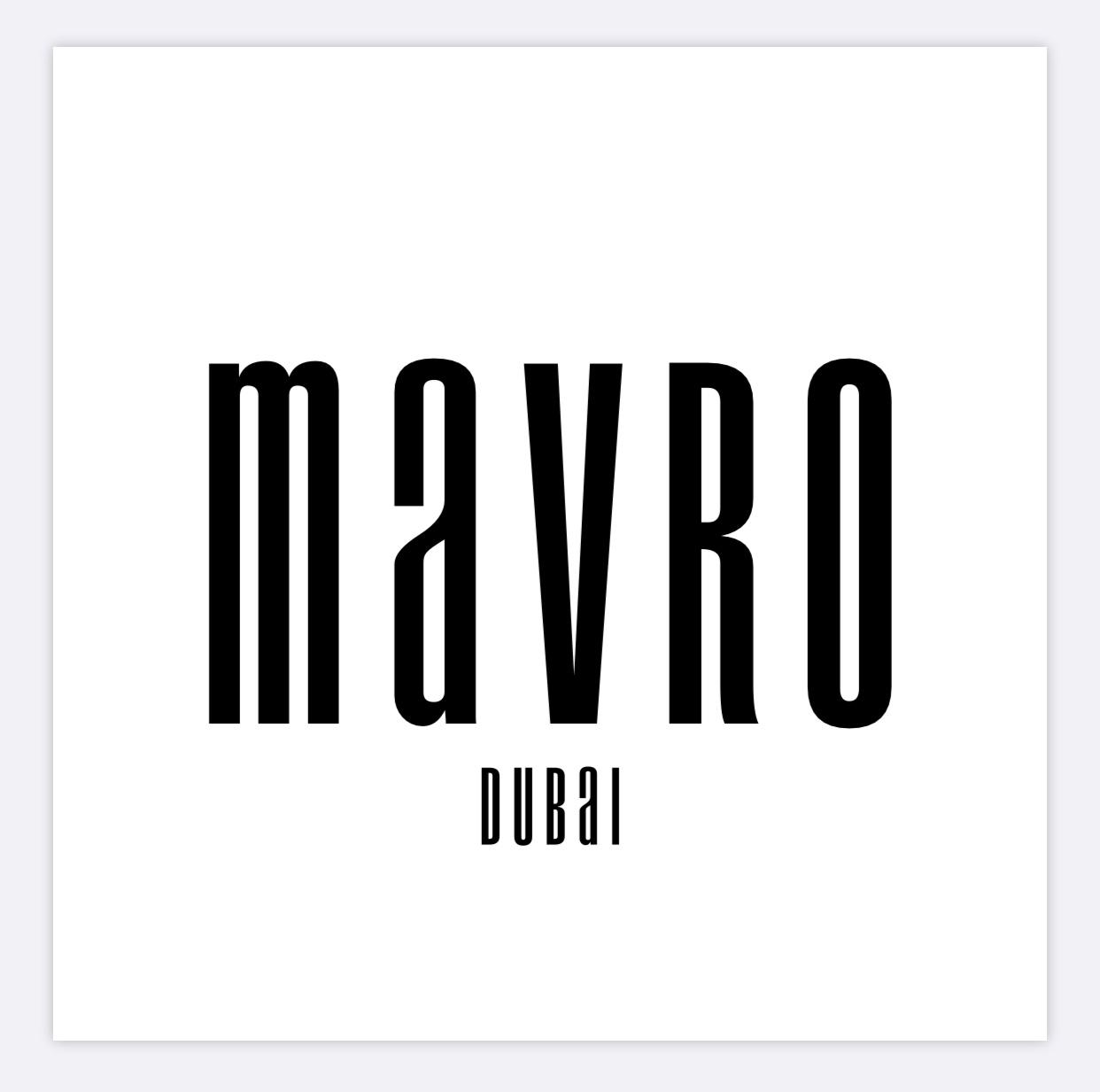 Mavro Dubai