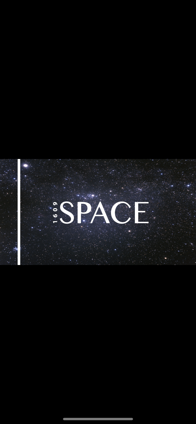 1609 SPACE