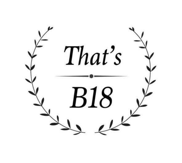 That's b18