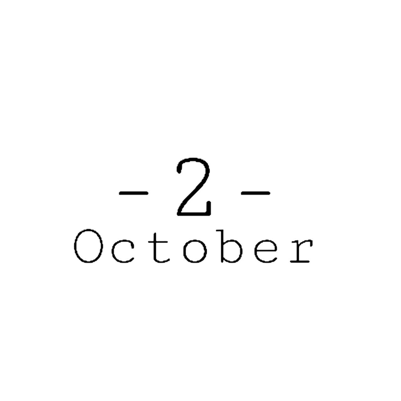 2October